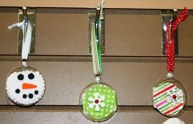 Christmas vinyl projects  by Crafts Direct, via Flickr