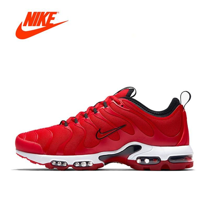 new concept 34dde 5f192 Original New Arrival Official Nike Air Max Plus Tn Ultra 3M Men s  Breathable Running Shoes Sports Sneakers Classic