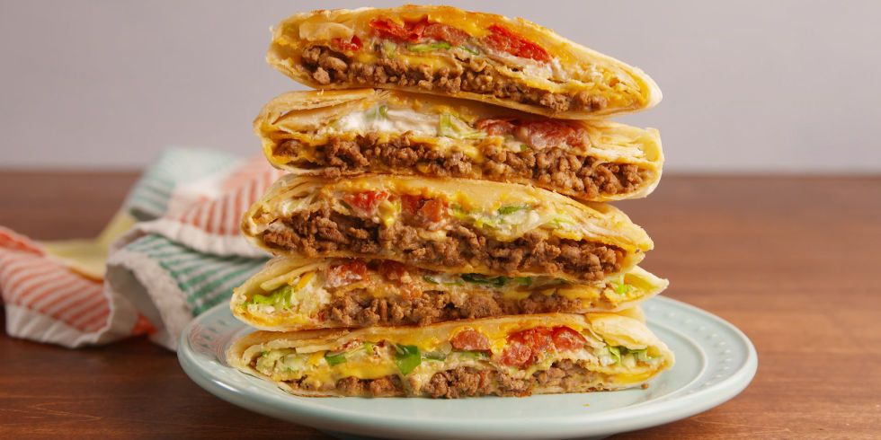 48 copycat recipes that taste so spot on its scary crunchwrap 48 copycat recipes that taste so spot on its scary forumfinder Gallery