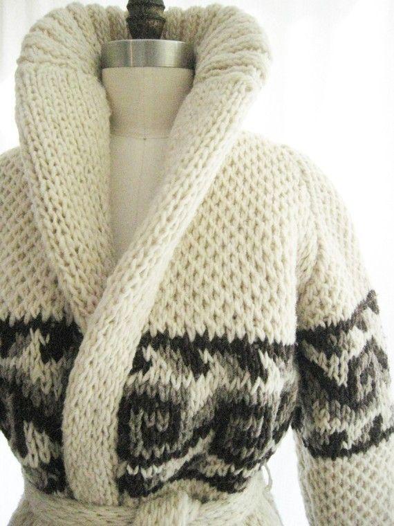 Sweater Mexicano Vintage - Vintage - Tejidos de Punto - 1136   dos ...