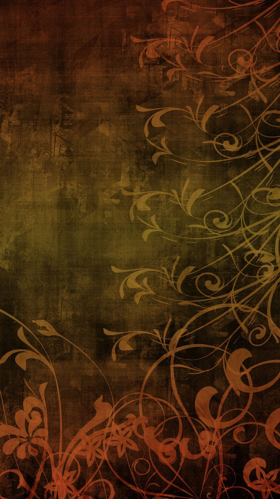Tap image for more iPhone vintage wallpaper Vintage floral texture