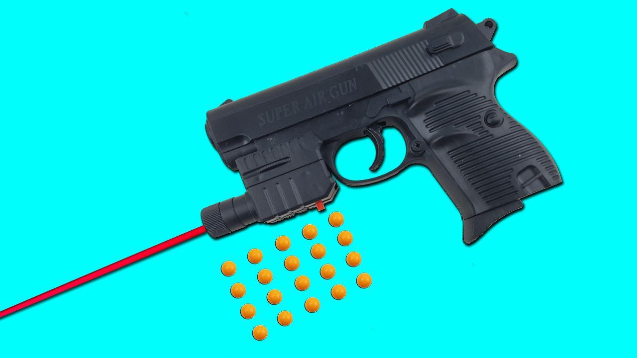 Pin on Airsoft Toy Guns