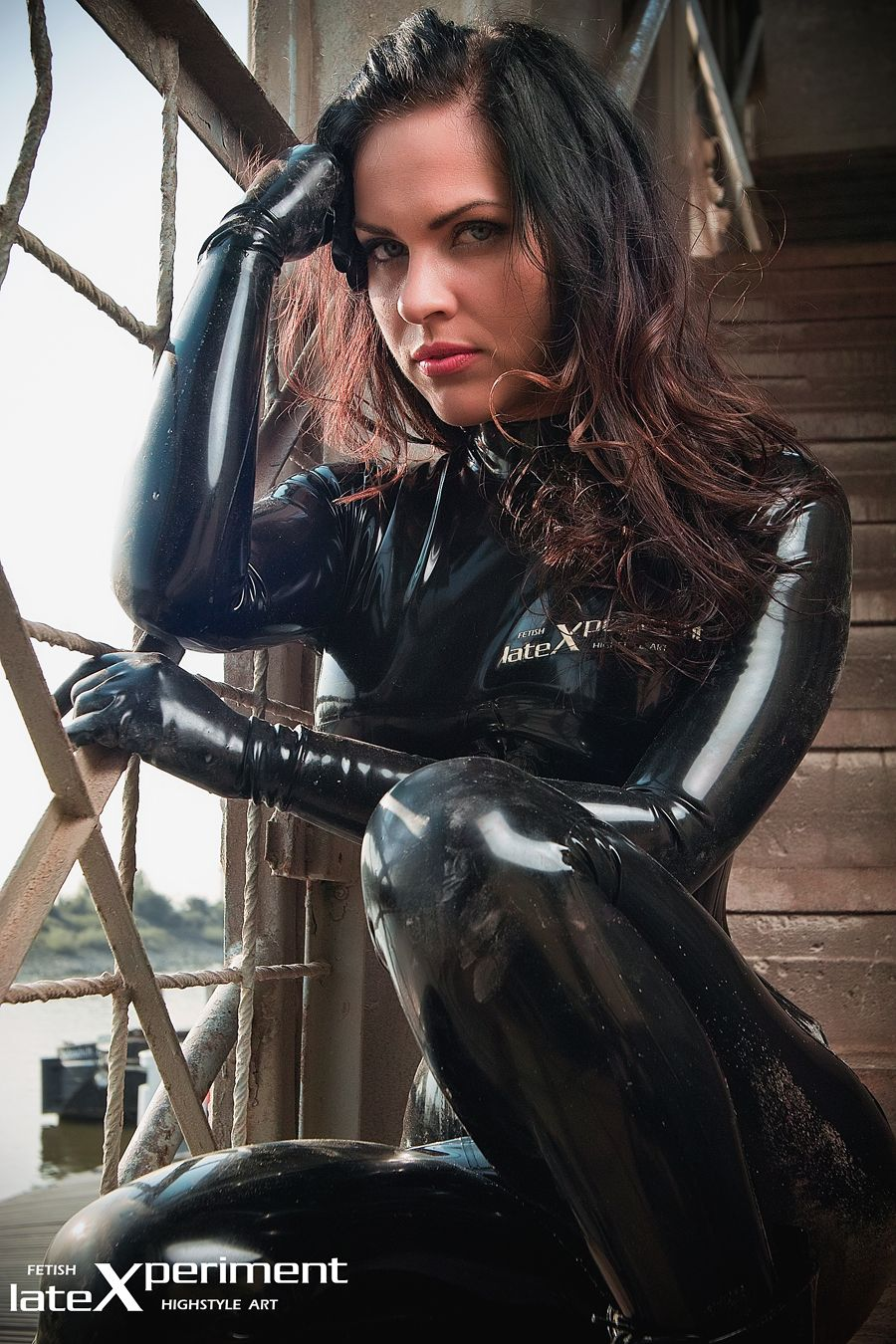 Good Girls wearing latex gloves
