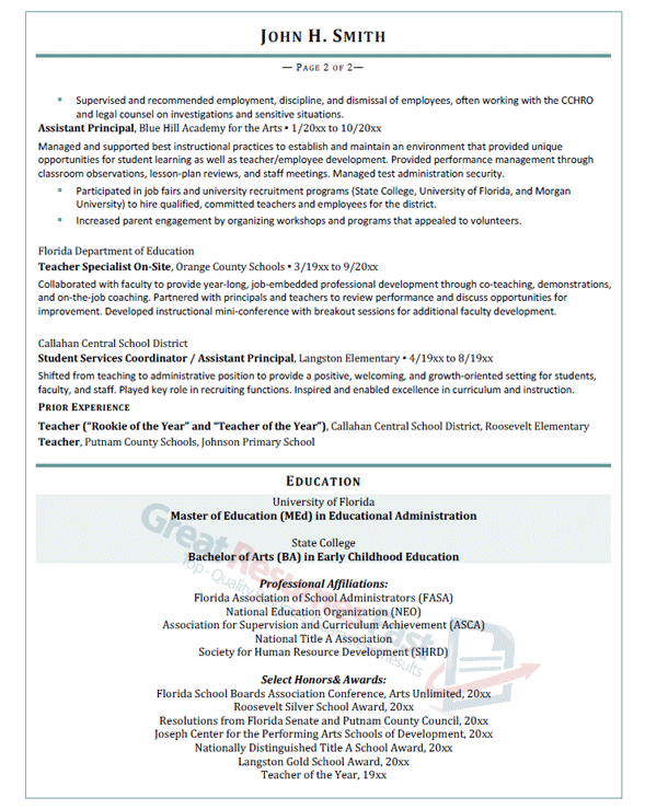 Great Resumes Fast Executive Resume Samples Professional Resume Samples De7680fd Resumesample Resumefor Professional Resume Samples Executive Resume Resume