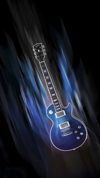 Music Guitar Gibson Iphone 5s Wallpaper Guitarras