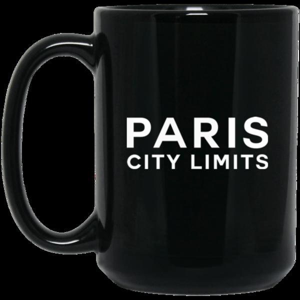 Wonder Woman Gal Gadot Mug Paris City Limits Coffee Mug Tea Mug