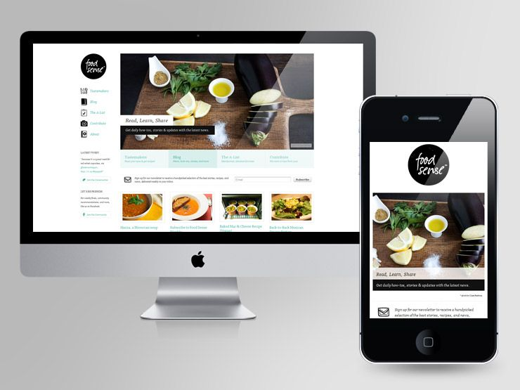 50 examples of responsive web design plus 1 nowadays it s not only important to develop your clients websites to look good on all browsers