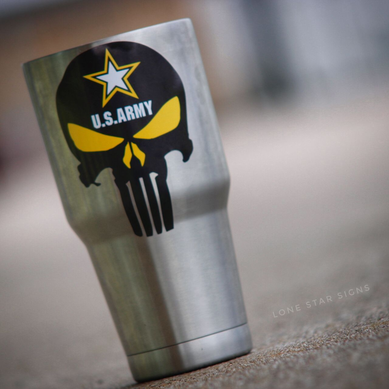 Us army stickers made by lone star signs get them online👇👇 💥www