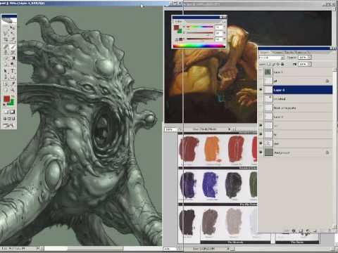 How to Render Concept Art Part 3: Color Theory and Using Color