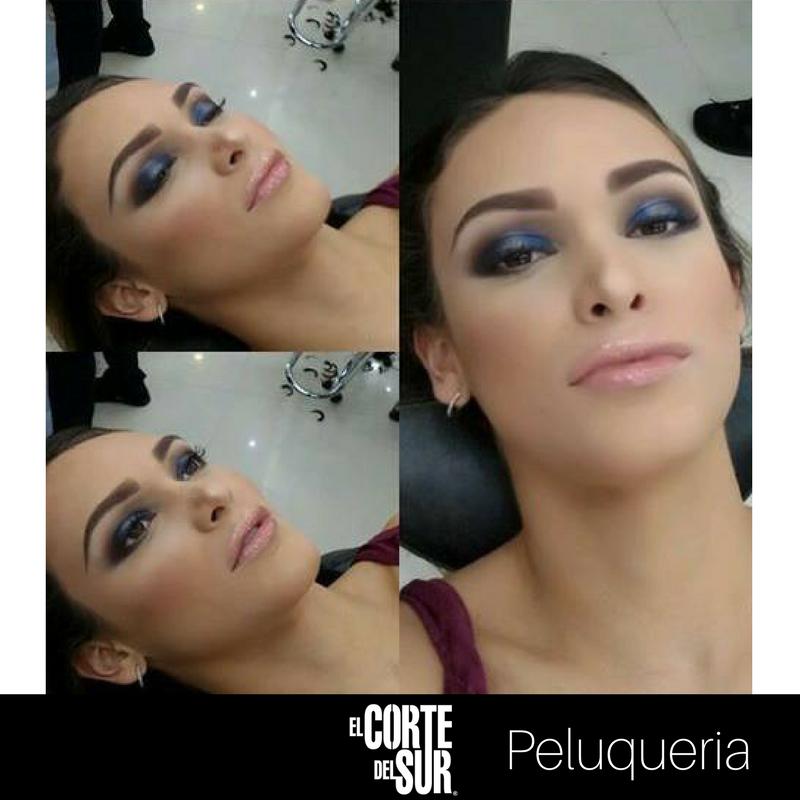 #Maquillaje   Esta es una hermosa propuesta de nuestro excelente estilista profesional Gabriel Garcia Cardenas.  Separa tu cita en nuestro PBX: 5522309.  Nosotros te asesoramos, ¡#Tenemostiempoparati!