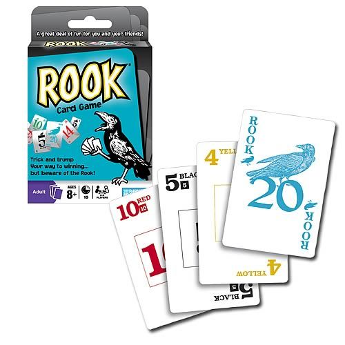Rook Card Game Entertainment Earth Rook Card Game Card Games Party Card Games