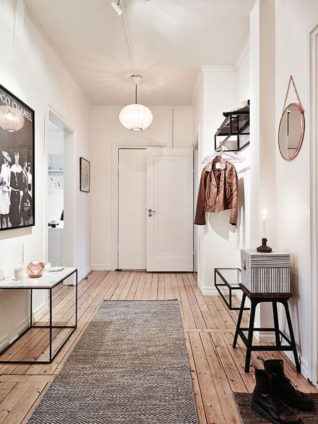 Déco entrée : 10 idées tendance | Hall, Decoration and Interiors