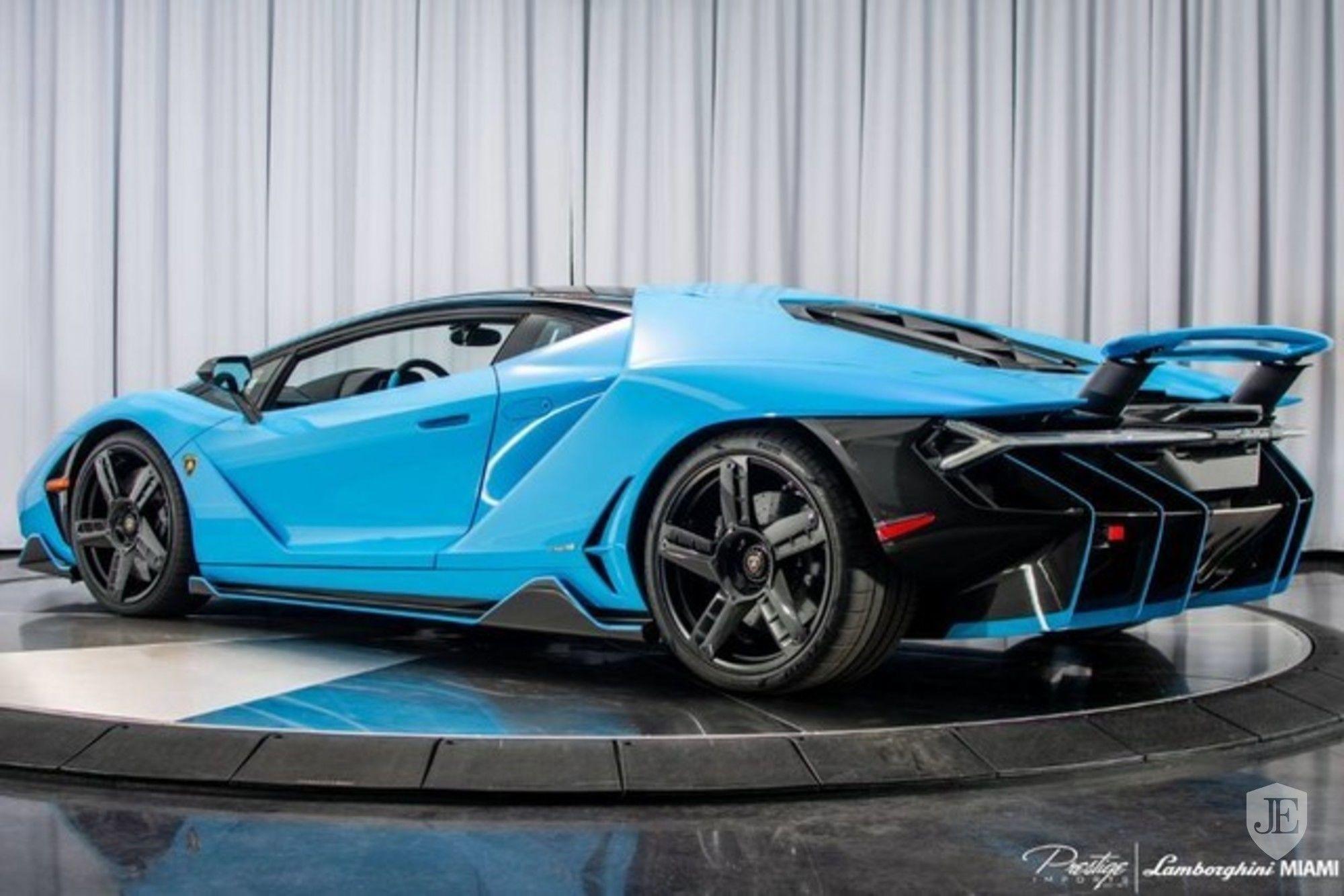 2017 Lamborghini Centenario In North Miami Beach Fl United States