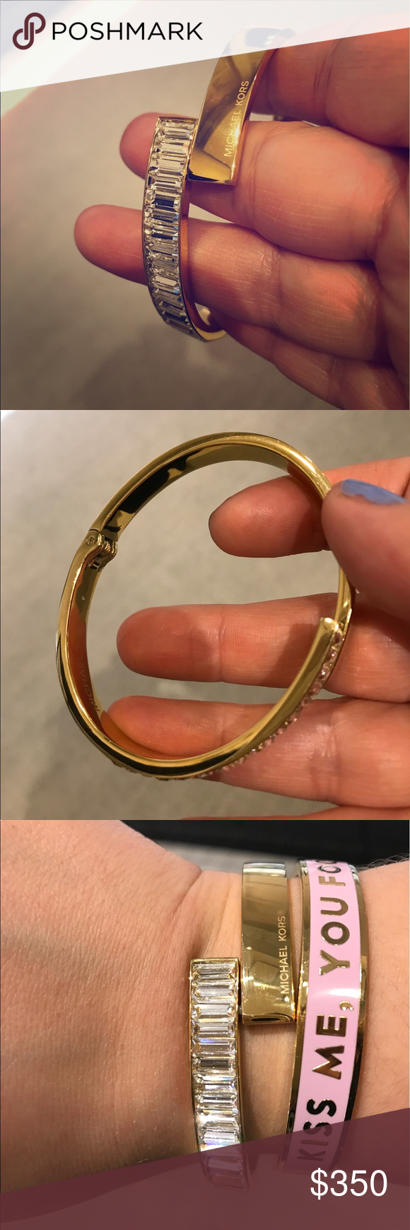 Michael kors and kate space bangles this listing is for bangles