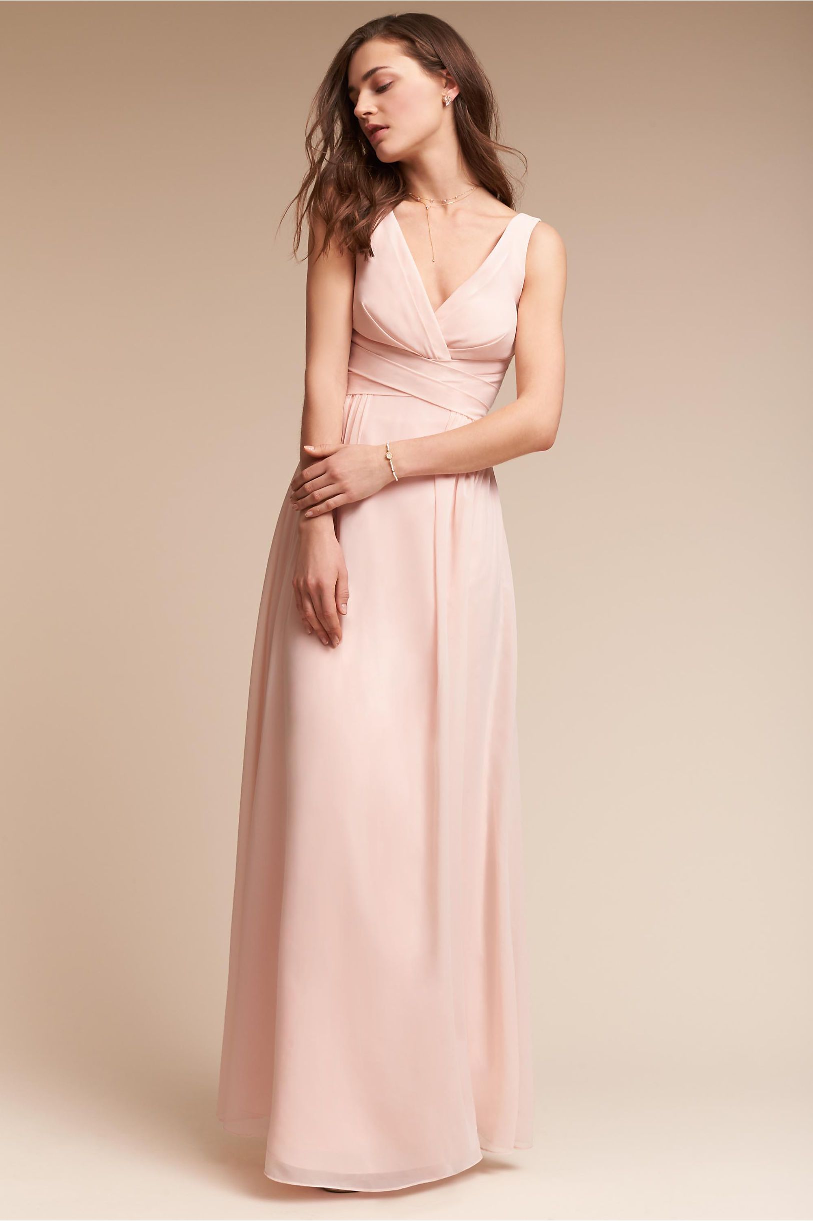 BHLDN Carnegie Dress in Bridal Party View All Dresses | BHLDN ...