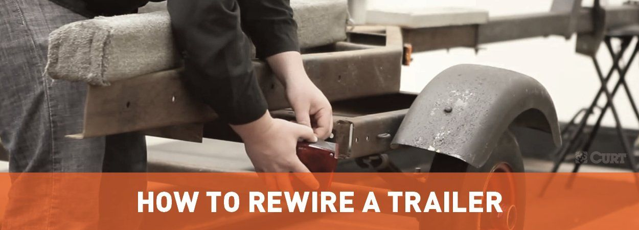 How To Rewire An Old Cattle Trailer Manual Guide