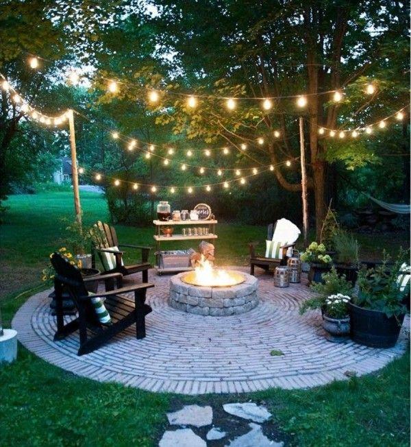 Diy Gartenideen Feuerstelle Selber Bauen