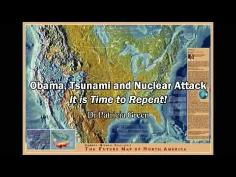 Obama Tsunami and Future of USA Time to Repent Dr Patricia