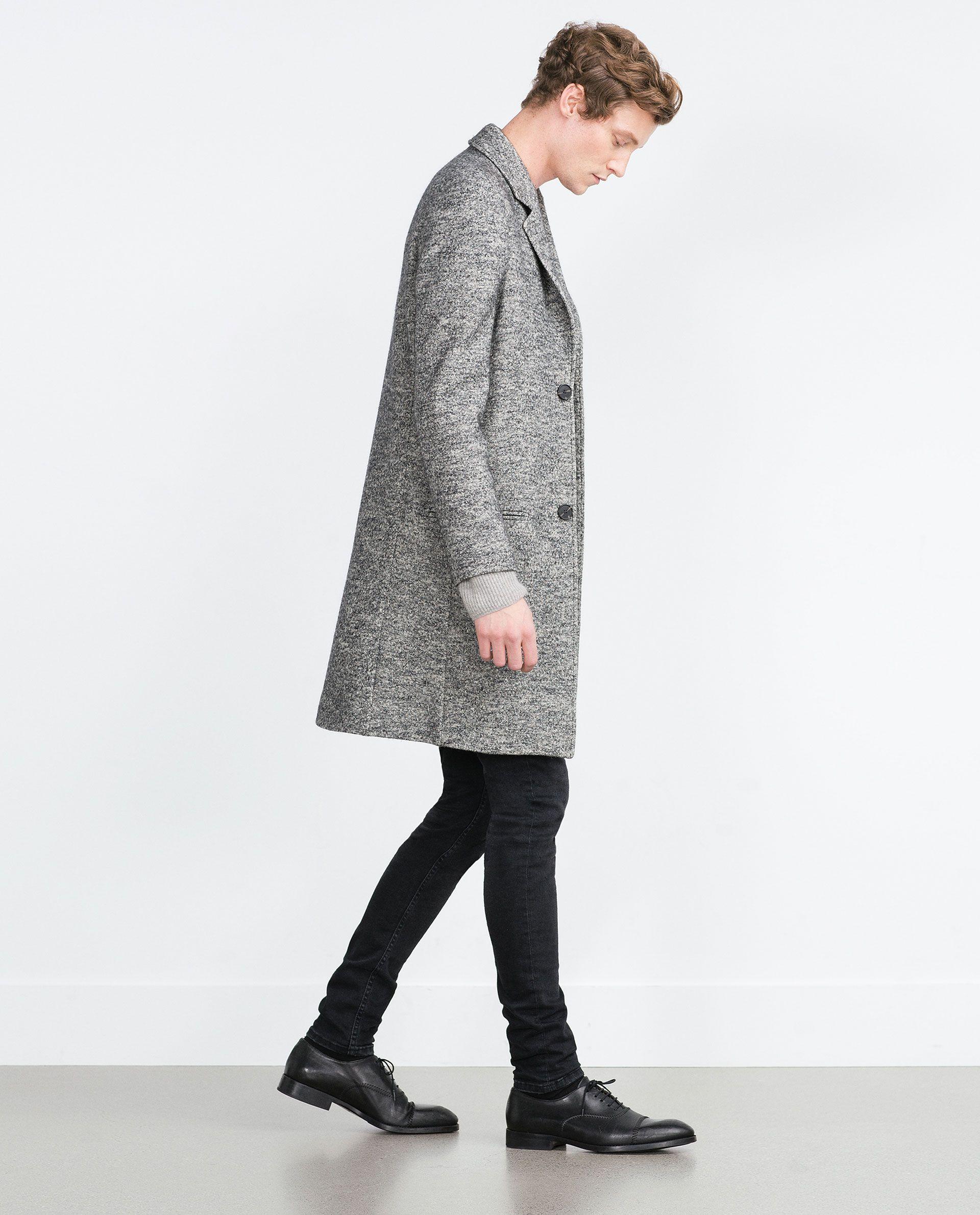 caban homme court amazing manteau de duvet nouveau hommes loisir court paragraphe encapuchonn. Black Bedroom Furniture Sets. Home Design Ideas