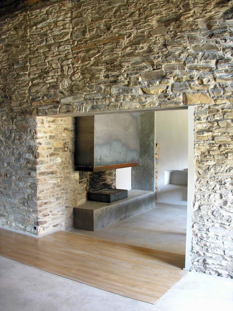 New Stone for Interior Walls