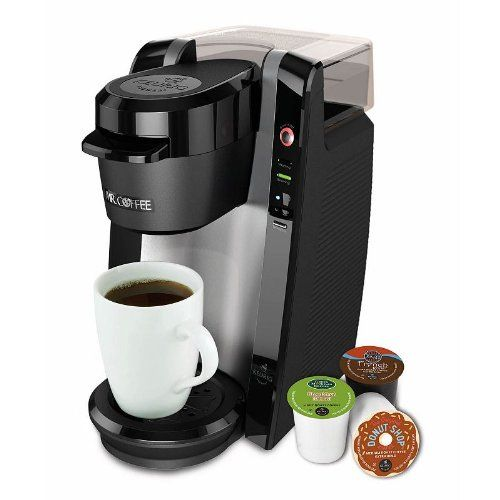 Price $138 4 Mr Coffee Single Serve K