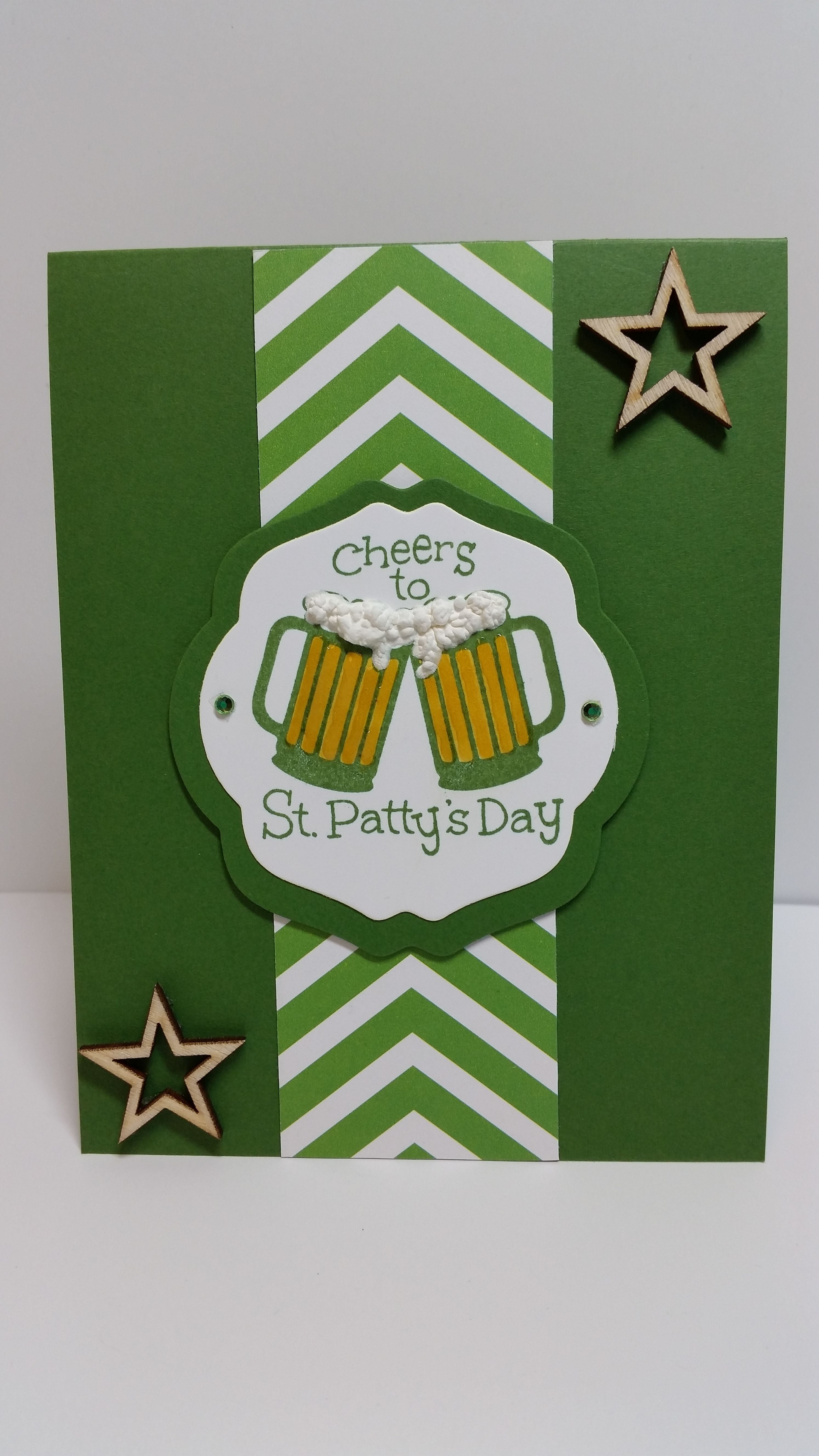 Pin By Rhonda Mulligan On St Patrick S Day Cards Pinterest