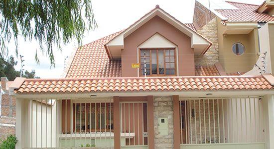 Tipos de techos para casas economicos modelos de for Tipos de techos