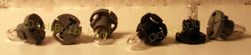 Light Bulb Kit 2005 2006 2007 Honda Odyssey Dash Heater Climate Control 05 06 07