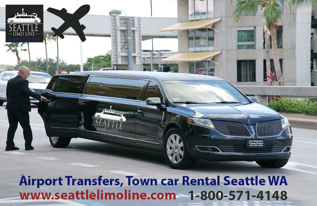 Airport limo service Seattle WA Airport limo service