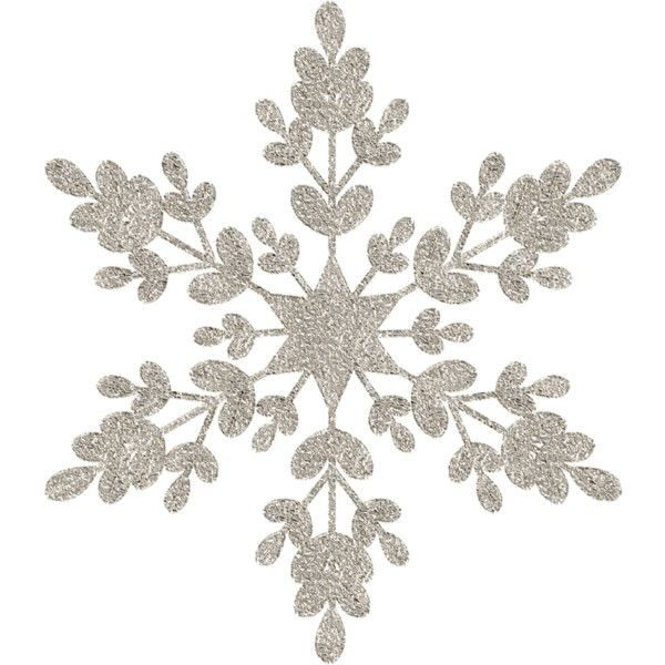 sd woodland winter snowflake png a liked on polyvore featuring christmas xmas
