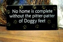 No home is complete w/o pitter-patter of Doggy feet.