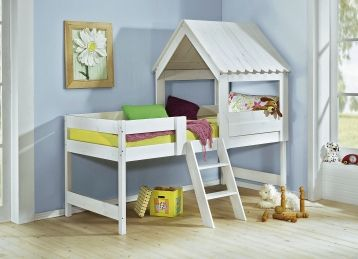 komfortables bett mit 2 schubladen kinderbetten wohnen und kinderzimmer. Black Bedroom Furniture Sets. Home Design Ideas