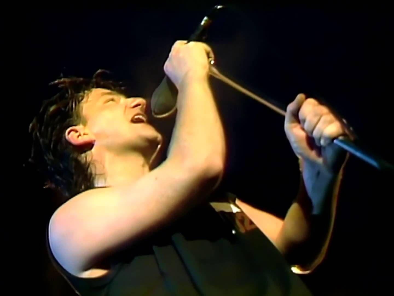 U2 New Years Day [1983 Red Rocks, Remastered ] 1080p