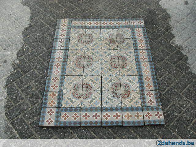 Portugese Tegels Tuin : Cementtegels portugese tegels cementtegels