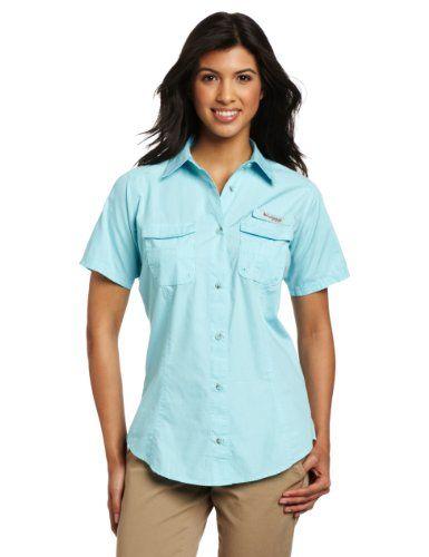 6becde0b29bd63 Columbia Women s Bonehead Short Sleeve Shirt