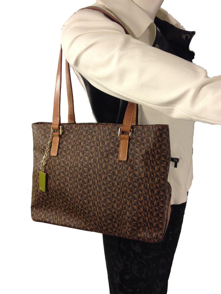 ce6b501ede Bonia Leather Shoulder Bag | Style House of Bona Dea | Luxury ...