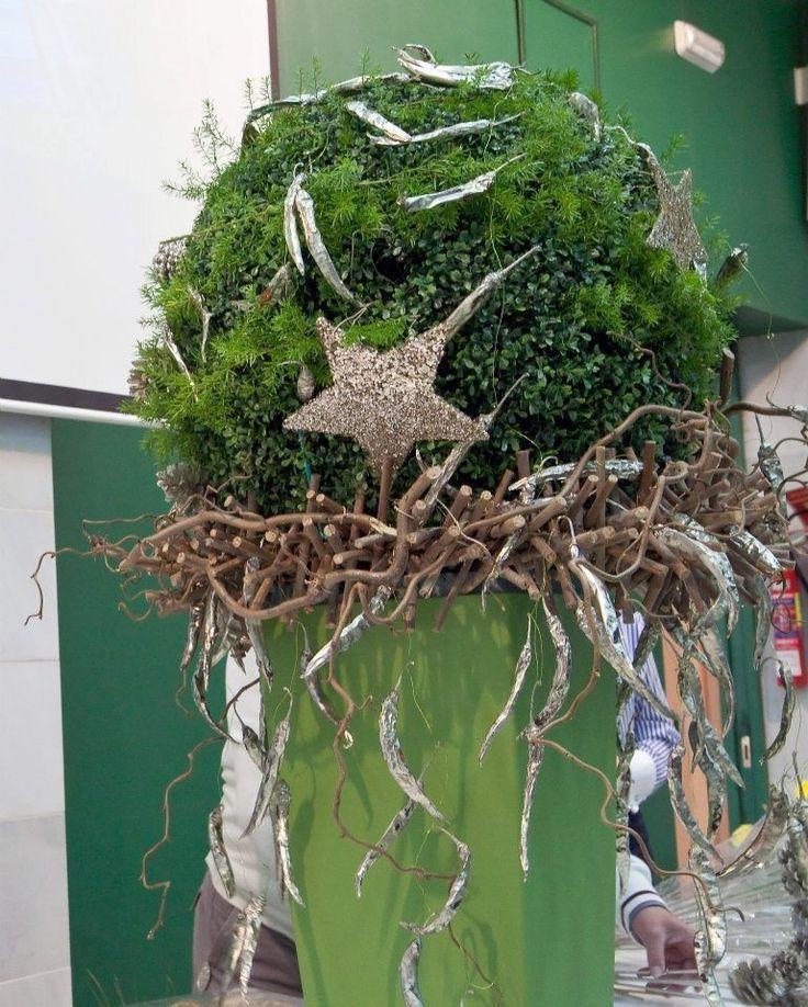 bildergebnis f r floral art weihnachten weihnachten pinterest weihnachten. Black Bedroom Furniture Sets. Home Design Ideas