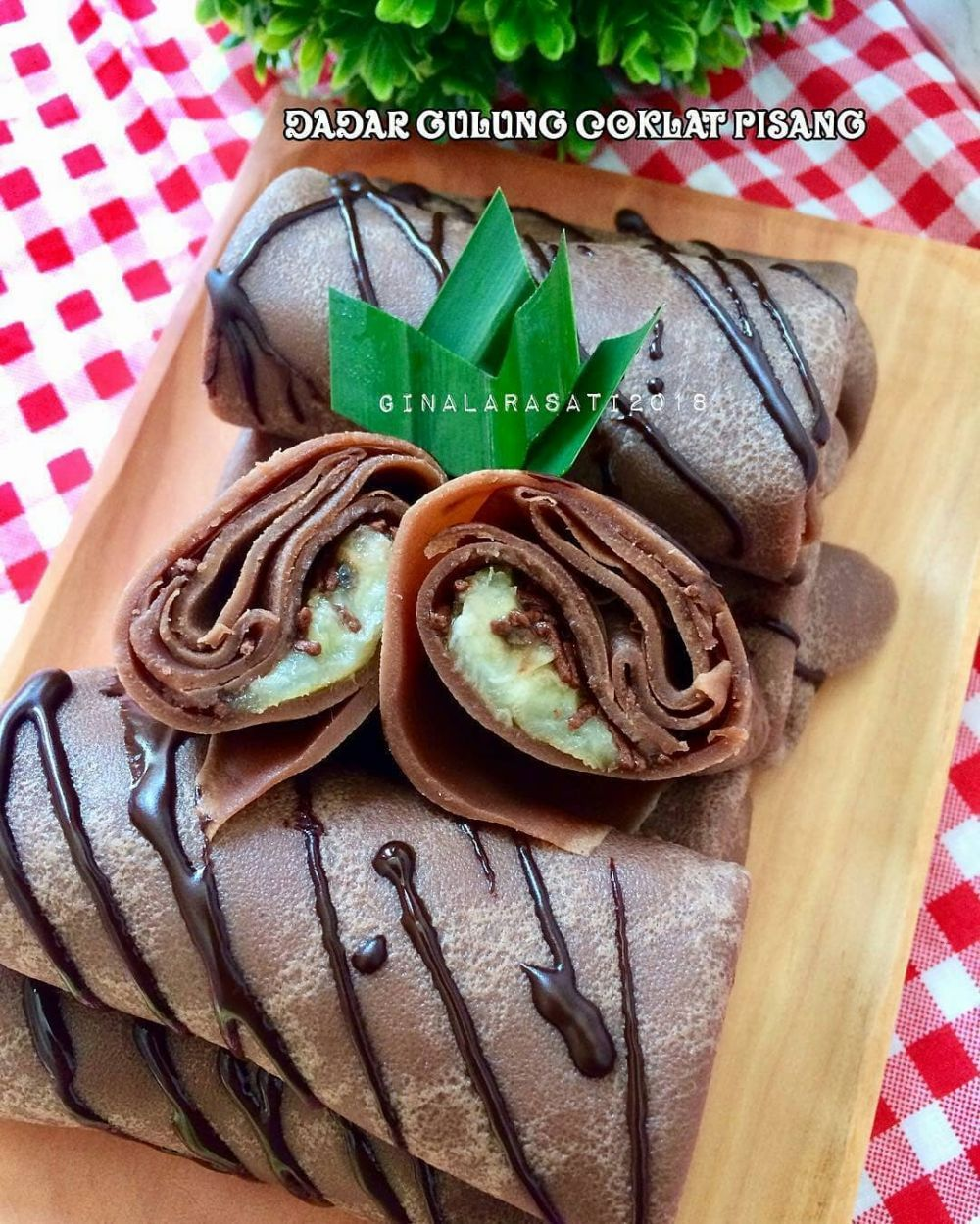 Resep Dadar Gulung Kekinian Istimewa Di 2020 Resep Resep Biskuit Camilan