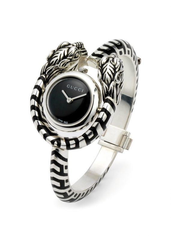 8a53a4b1b5d  gucci Dionysus watch - Gucci designed this bangle watch to resemble the  clasp on its