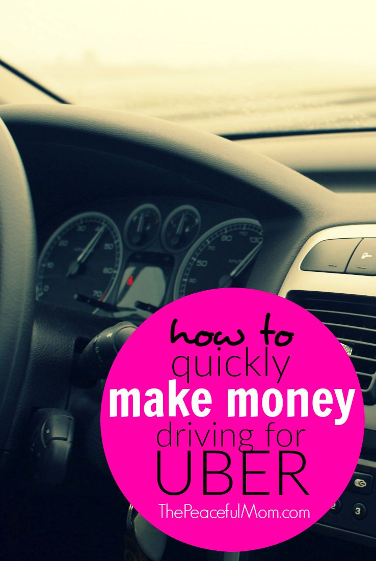 How To Make Money Driving For Uber Money Saving Tips Ways To