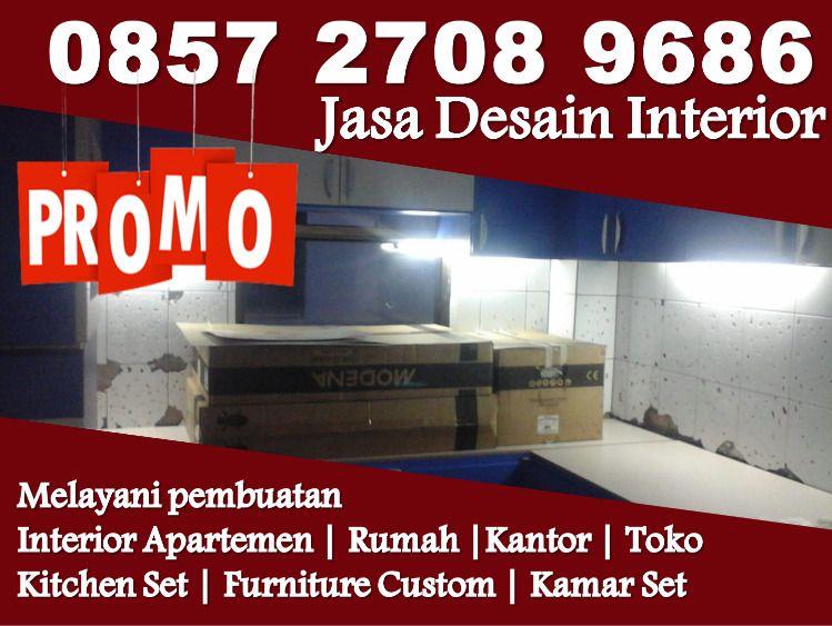 Contoh Denah Rumah Kantor  telp wa 0857 2708 9686 furnish apartemen 2 kamar casablanca