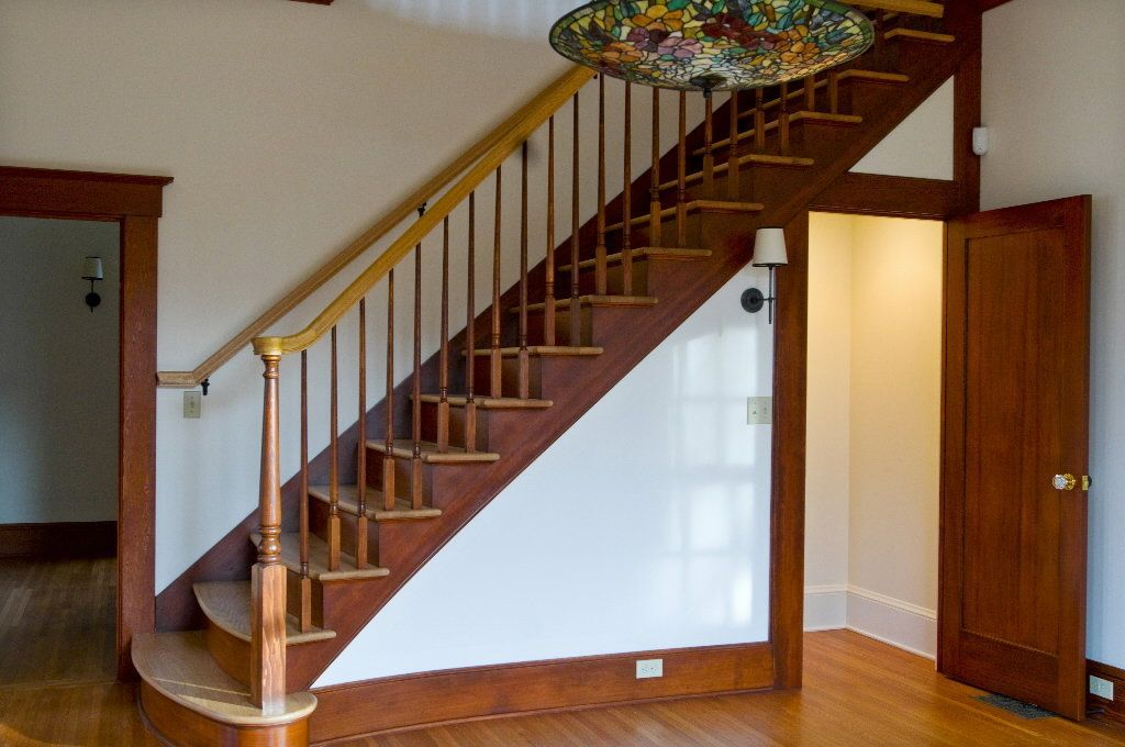 Who Would Think About Moving Stairs?