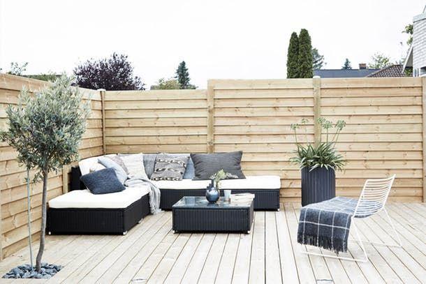 9 Fantastiske Terrasser Der Far Os Til At Dromme Om Dansk Sommer Udendorsrum Terrasse Og Terrasseideer