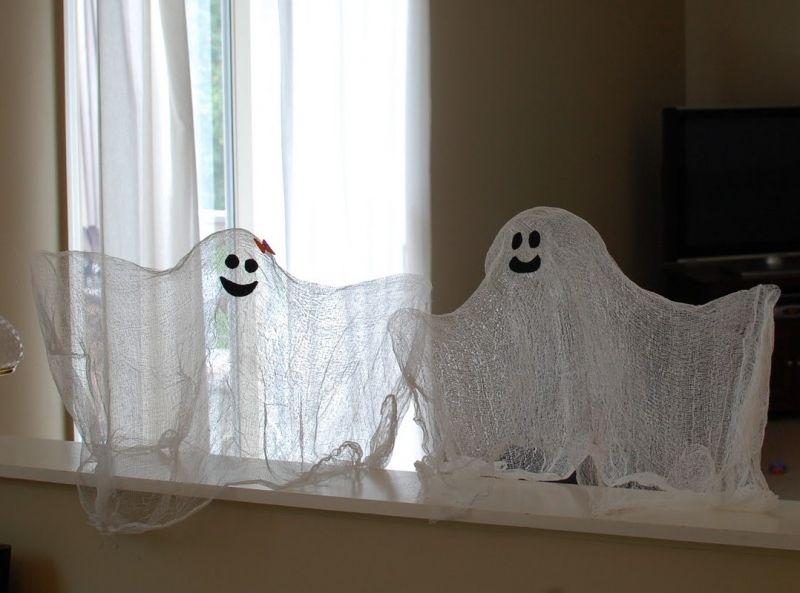 Diy Ghost Decoration