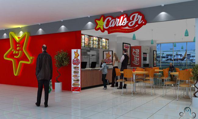 carl s jr an american based fast food restaurant