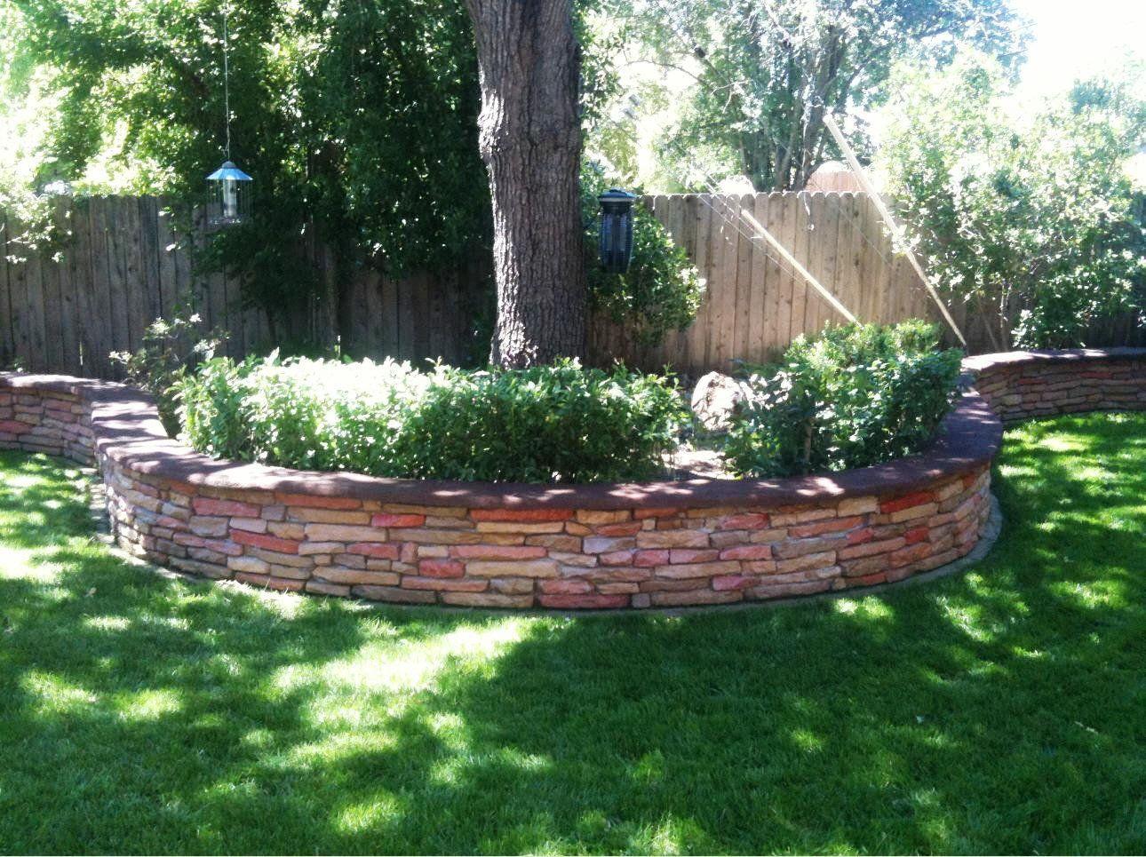 diy concrete garden edging molds