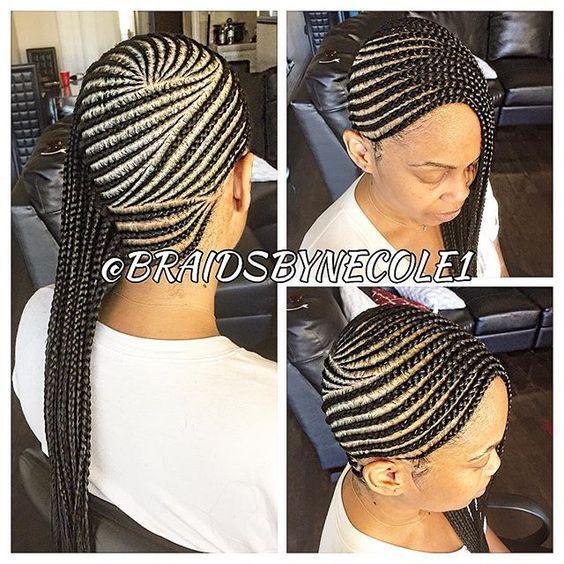 Pinterest Jalissalyons Lemonade Braids Hairstyles