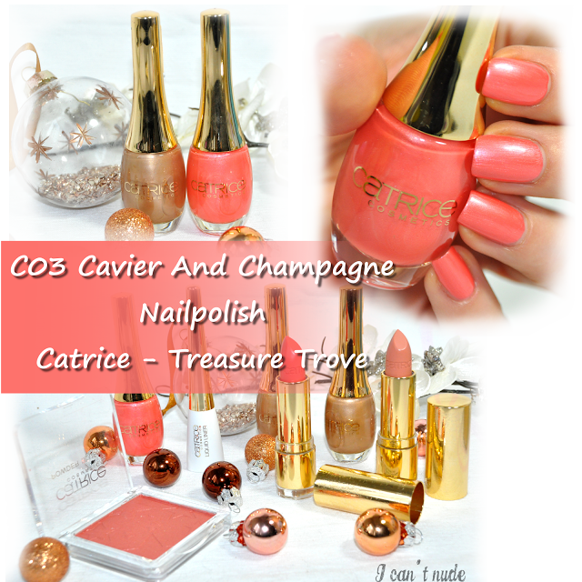 catrice, treasure trove, limited edition, nailpolish, nails, coralle, blogger, beautyblogger, beauty, blog, blog  post
