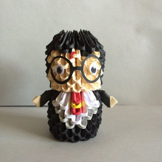 harry potter 3d origami google search origami people