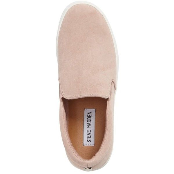 7a6e96e51c2 Women s Steve Madden Gills Platform Slip-On Sneaker ( 80) ❤ liked on Polyvore  featuring shoes
